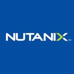 Nutanix logo carre bleu