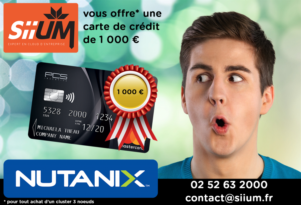 2018 1000 CB SIIUM Nutanix
