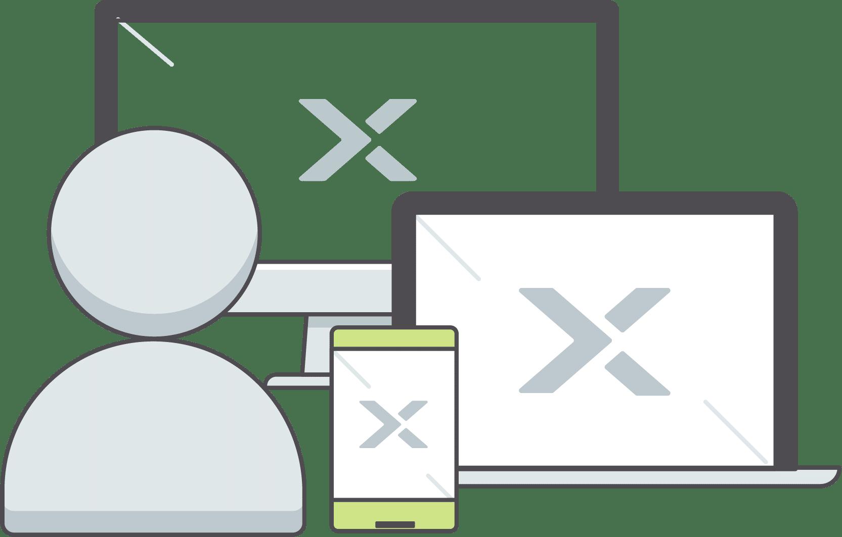 Bureau à distance VDI (Virtual Desktop Infrastructure)