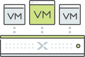 Virtualisation serveur Nutanix