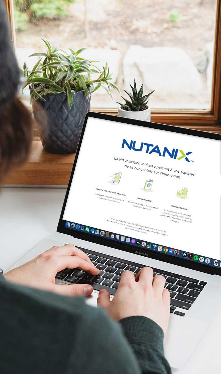 Webinaires Nutanix
