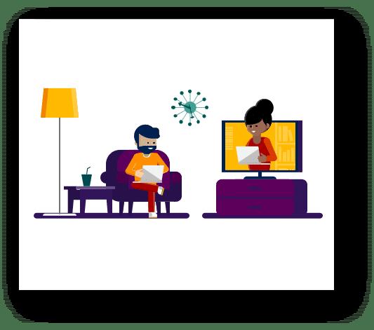 Organiser des réunions en ligne avec Microsoft Teams