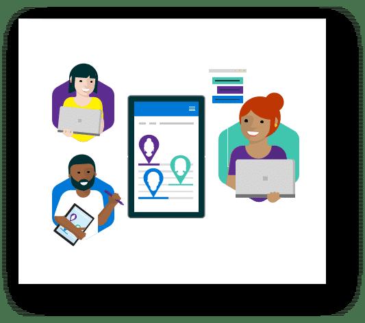 Travailler en équipe avec Microsoft Teams