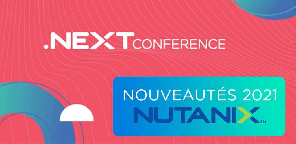 Nouvelles fonctionnalités Nutanix AOS 6